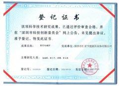 商用电磁炉科研证书